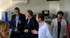 Επίσκεψη του Προέδρου του ΙΣΑ Γ. Πατούλη στο Κέντρο Υγείας Ραφήνας-Πικερμίου