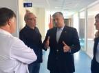 Την ανάγκη στρατηγικού σχεδιασμού για την υγειονομική κάλυψη των νησιωτικών περιοχών τόνισε ο πρόεδρος του ΙΣΑ στο πλαίσιο επίσκεψής του στη Σαντορίνη