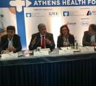 Την ανάγκη να αξιοποιήσει η χώρα μας, τη νέα τεχνολογία στο χώρο της υγείας, τόνισε ο πρόεδρος του ΙΣΑ Γ. Πατούλης, στο πλαίσιο της ομιλίας του, στο ATHENS HEALTH FORUM