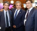Ο πρόεδρος του ΙΣΑ  Γ. Πατούλης, αναφέρθηκε στο υψηλό επίπεδο της ελληνικής επιστημονικής κοινότητας, στο πλαίσιο της ομιλίας του στην τελετή έναρξης του 73ου συνεδρίου της Ελληνικής Εταιρείας Χειρουργικής Ορθοπαιδικής και Τραυματολογίας