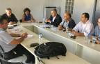 Συνάντηση με τον γραμματέα του ΣΥΡΙΖΑ Π. Ρήγα είχαν ο πρόεδρος Γ. Πατούλης  και μέλη  του Δ.Σ  ΙΣΑ ,προκειμένου να τον ενημερώσουν  για το Σχέδιο Νόμου, για την ιατρική νομοθεσία