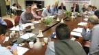 Τον ΙΣΑ επισκέφθηκε ο πρόεδρος του ΕΟΠΥΥ Σωτήρης Μπερσίμης, προσκεκλημένος του Δ.Σ του ΙΣΑ, για να συζητηθούν τα καίρια ζητήματα του κλάδου