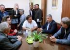 Τα σοβαρά προβλήματα που αντιμετωπίζει  το Γενικό Νοσοκομείo Δυτικής Αττικής, διαπίστωσε ο πρόεδρος του ΙΣΑ Γιώργος Πατούλης, κατά την επίσκεψή του στο νοσοκομείο