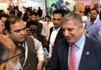Σημαντικές επαφές για την προώθηση  του τουρισμού υγείας είχε  ο πρόεδρος του ΙΣΑ Γ. Πατούλης ,στο πλαίσιο της συμμετοχής του ,στην Παγκόσμια Έκθεση Τουρισμού, στη Βομβάη της Ινδίας