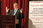 Mε μεγάλη επιτυχία πραγματοποιήθηκε η εκδήλωση του ΙΣΑ, για την παρουσίαση ειδικής έκδοσης αφιερωμένης στη ζωή και το έργο του Σκεύου Ζερβού, στο Πολεμικό Μουσείο της Αθήνας, τη Δευτέρα 18 Ιουνίου 2018