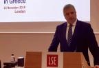 Με τη συμμετοχή διακεκριμένων προσωπικοτήτων, από την Ελλάδα και τη Βρετανία, πραγματοποιήθηκε στο London School of Economics εξαιρετικά επιτυχημένη Ημερίδα για τον Τουρισμό Υγείας , υπό την αιγίδα του ΙΣΑ