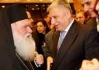 Το σημαντικό έργο του Ιατρείου Κοινωνικής Αποστολής, εξήρε ο Αρχιεπίσκοπος Αθηνών και πάσης Ελλάδος κ.κ. Ιερώνυμος, στην εορταστική εκδήλωση που διοργανώθηκε, με αφορμή τη συμπλήρωση 10 ετών διακονίας του από τον αρχιεπισκοπικό θρόνο