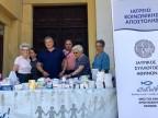 27 σακούλες με φάρμακα και υγειονομικό υλικό συγκεντρώθηκαν σε δράση του Ιατρείου Κοινωνικής Αποστολής του ΙΣΑ, για τη στήριξη των ανήμπορων συμπολιτών μας