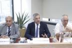 Συνέχιση των κινητοποιήσεων αποφασίστηκε στη σημερινή έκτακτη σύσκεψη που πραγματοποιήθηκε στα γραφεία του ΙΣΑ από το Συντονιστικό Όργανο των Φορέων της ΠΦΥ, υπό την προεδρία του Γ. Πατούλη