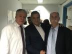 Στην ολιγωρία της πολιτείας, να ανοίξει τα 150 κλειστά κρεβάτια των Μονάδων Εντατικής Θεραπείας, αναφέρθηκε ο πρόεδρος του ΙΣΑ Γ. Πατούλης κατα την επίσκεψη του στην ΜΕΘ του νοσοκομείου ΚΑΤ