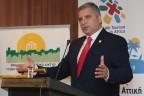 Tην Εθνική Στρατηγική , για να καταστεί  η Αττική Μητρόπολη Υγείας και Ευεξίας, παρουσίασε ο πρόεδρος του ΙΣΑ Γ. Πατούλης, στο πλαίσιο ομιλίας του, σε εκδήλωση για τον Τουρισμό Υγείας που πραγματοποιήθηκε, υπό την αιγίδα του ΙΣΑ