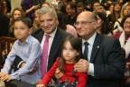Ο πρόεδρος του Ι.Σ.Α. Γ. Πατούλης βράβευσε τους αθλητές της 8ης Ένωσης Ομίλων Αντισφαίρισης κατά τη διάρκεια της ετήσιας κοπής της πίτας
