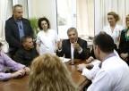 Τις σημαντικες ελλείψεις σε υποδομές, ιατρικό και νοσηλευτικό προσωπικό του Γενικού Νοσοκομείου Νικαιας ,διαπίστωσε ο προεδρος του ΙΣΑ Γ.Πατουλης ,στο πλαίσιο της σημερινής επίσκεψης του στο νοσοκομείο