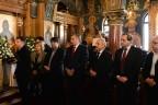 Βράβευση του Προέδρου του ΙΣΑ Γ.Πατούληαπό τον ΕπίσκοποΣαλώνωνΑντώνιο, παρουσία του Επισκόπου Παύλου της Πολωνίας για το κοινωνικό έργο του στον ΙΣΑ