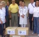 Εθελοντές γιατροί, του Ιατρείου Κοινωνικής Αποστολής μετέβησαν στην Μυτιλήνη, για να συνδράμουν στην προσπάθεια της υπηρεσιακής κυβέρνησης για την υγειονομική κάλυψη των μεταναστών
