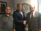 Σύμφωνο συνεργασίας υπέγραψε ο ΙΣΑ με την Ένωση Ομίλων Αντισφαίρισης της Η' Περιφέρειας για την συλλογή φαρμάκων για το Ιατρείο Κοινωνικής Αποστολής