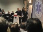 Στον εκσυγχρονισμό και στην ενίσχυση του στόλου του ΕΚΑΒ αναφέρθηκε ο Πρόεδρος του ΙΣΑ Γ.Πατούλης στο πλαίσιο της ομιλίας του σε εκδήλωση του Φορέα