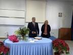 """Την ανάγκη να ενισχυθεί το Γ. Ν. Δυτικής Αττικής """"Η ΑΓΙΑ ΒΑΡΒΑΡΑ"""", τόνισε ο Πρόεδρος του ΙΣΑ Γιώργος Πατούλης σε εκδήλωση του νοσοκομείου"""