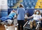 Στη σημερινή Παγκόσμια Ημέρα Εθελοντή Αιμοδότη ήταν αφιερωμένη η αιμοδοσία που πραγματοποιήθηκε χθες από τον ΙΣΑ και την Π.Αττικής, σε συνεργασία με το «Όλοι Μαζί Μπορούμε» και την Ένωση Συμμετεχόντων σε Ολυμπιακούς Αγώνες