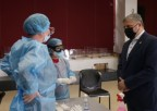 Περίπου 35.000 rapid test διενεργήθηκαν από τις αρχές Μαρτίου έως και σήμερα σε όλη την Αττική, από τα εξειδικευμένα κλιμάκια Ιατρών και Νοσηλευτών του ΙΣΑ και της Π.Αττικής